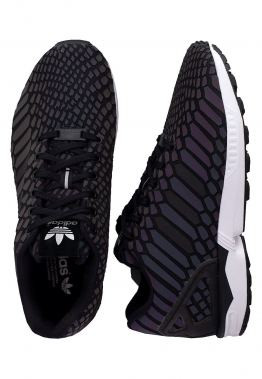 Adidas - ZX Flux Core Black/Supcol/FTW White - Sneaker