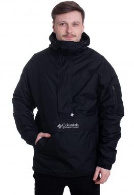 Columbia - Challenger Winter Black - Jacken
