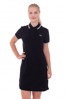 Fred Perry - Twin Tipped Fred Perry Black - Kleider