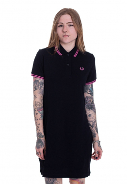 Fred Perry - Twin Tipped Navy - Kleider