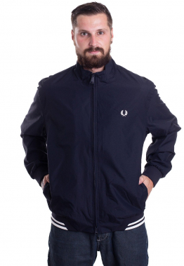 Fred Perry - Twin Tipped Sports Navy - Jacken