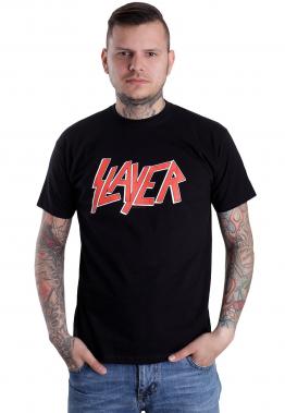 Slayer - Classic Logo - - T-Shirts