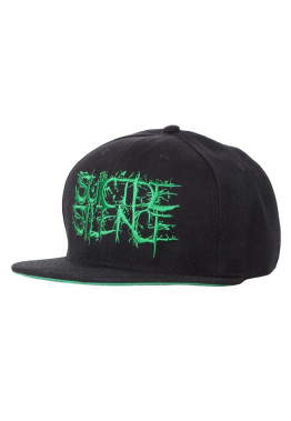 Suicide Silence - Green Fuck Everything Snapback - Caps