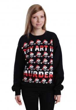 Thy Art Is Murder - Limited Xmas - Sweater
