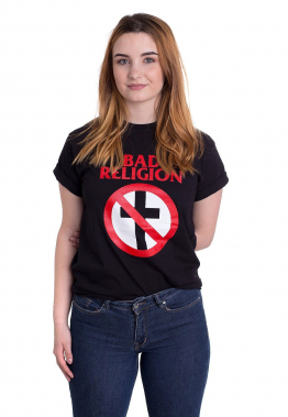 Bad Religion - Cross Buster - - T-Shirts