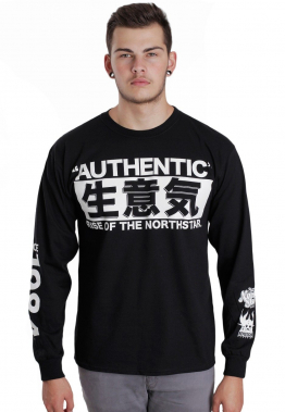 Rise Of The Northstar - Authentic - Longsleeves