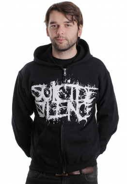 Suicide Silence - Pull The Trigger - Zipper