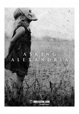 Asking Alexandria - The Black Preorder -