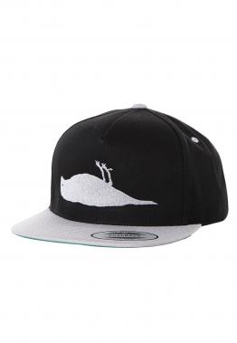 Atticus - Bird Black/Silver - Caps