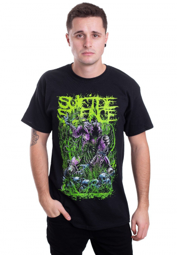Suicide Silence - Disengage - - T-Shirts