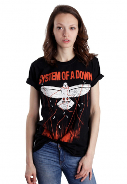 System Of A Down - Overcome - - T-Shirts
