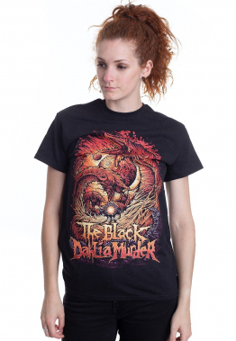 The Black Dahlia Murder - Dune - - T-Shirts