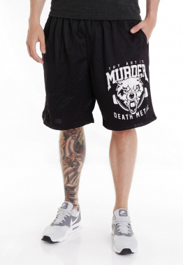 Thy Art Is Murder - Death Metal Zip - Shorts