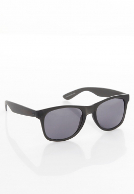 Vans - Spicoli 4 Shades Black Frosted Translucent - Sonnenbrillen