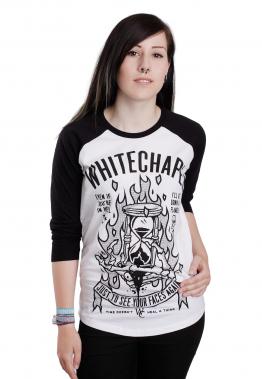 Whitechapel - Sacrifice White/Black - Longsleeves